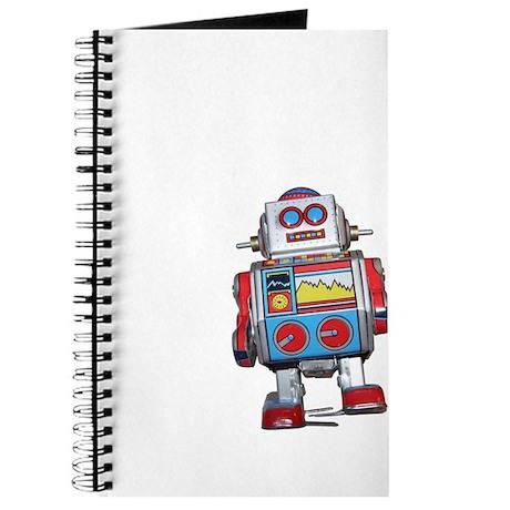 Chunky Robot Journal