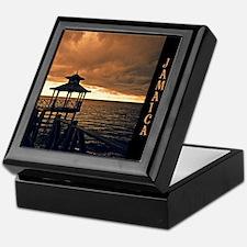 Cool Jamaica Keepsake Box