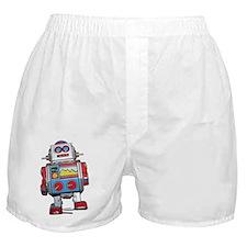 Chunky Robot Boxer Shorts