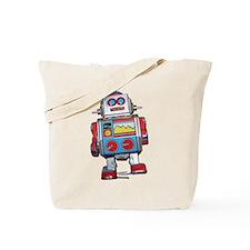 Chunky Robot Tote Bag
