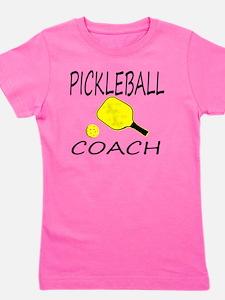 Love pickleball Girl's Tee