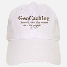 GeoCaching Purpose Baseball Baseball Cap