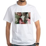 Incredible Images Fractal White T-Shirt