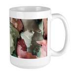 Incredible Images Fractal Large Mug