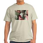 Incredible Images Fractal Ash Grey T-Shirt