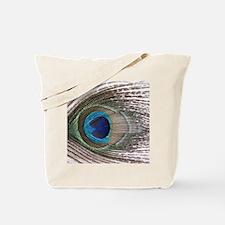 Unique Peacock Tote Bag