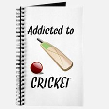 Addicted To Cricket Journal
