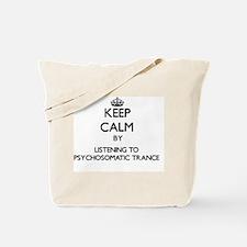 Cute Psychosomatic Tote Bag