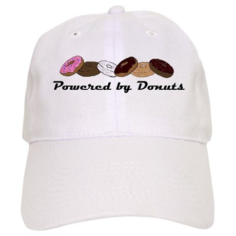 Powered by Donuts Cap