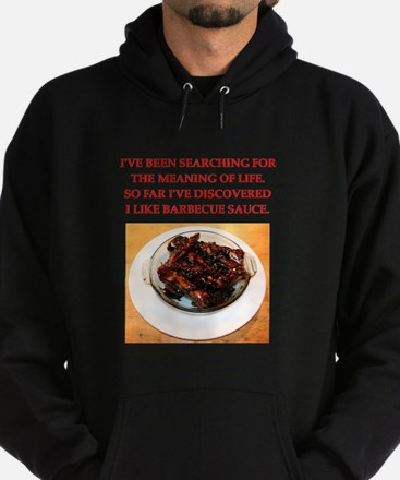 barbecue sauce Hoodie