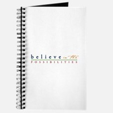 Believe in the Possibilities Journal