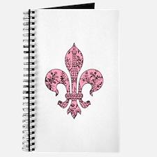 Fleur de lis Eiffel Tower 2 Journal