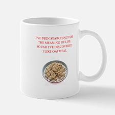 oatmeal Mugs