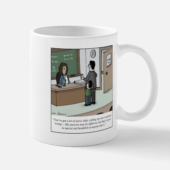 Overprotective Self-Esteem Paren Mug
