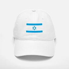 Israel Flag - Magen David Baseball Baseball Cap