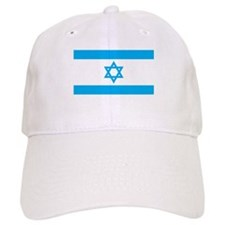 Israel Flag - Magen David Baseball Cap