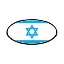 Israel Flag - Magen David Patches