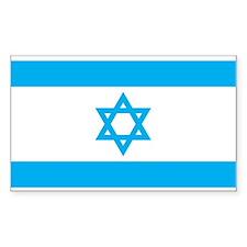 Israel Flag - Magen David Decal