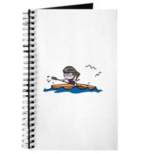 Kayak Girl Journal