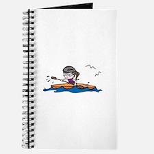 Kayak Girl Journal