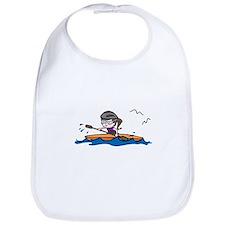 Kayak Girl Bib