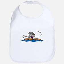 Kayak Girl Bib