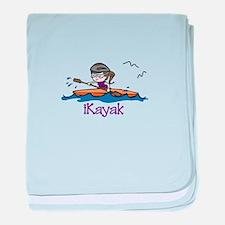 iKayak baby blanket