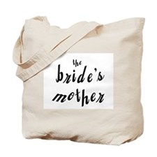 The Bride's Mother Tote Bag