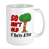 50 year old mugs Coffee Mugs