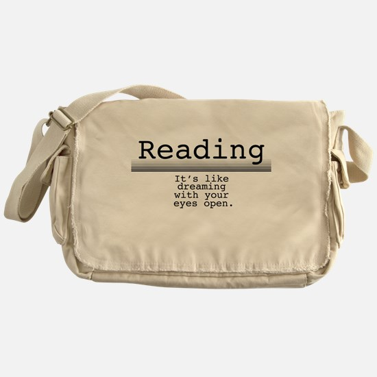 Dreaming Messenger Bag