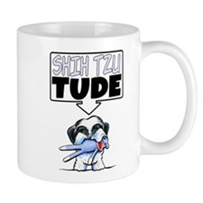 Shih Tzu Tude Mugs