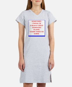 Funny Game Women's Nightshirt