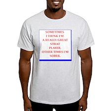 Unique Strat T-Shirt