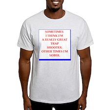 Cute Skeet shooting player T-Shirt