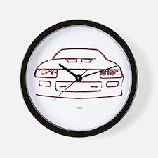 IROCIN Wall Clock
