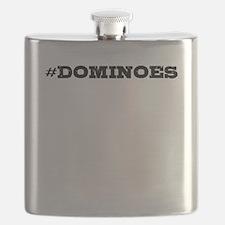 Dominoes Hashtag Flask