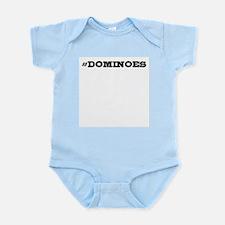 Dominoes Hashtag Body Suit