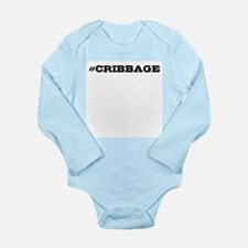 Cribbage Hashtag Body Suit