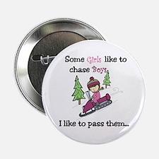 """Pass Boys 2.25"""" Button"""