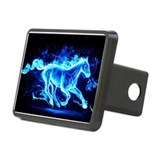 Flame horse Hitch Covers