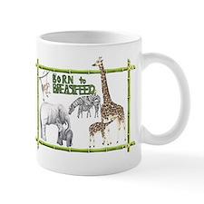 Born to breastfeed Mugs