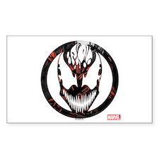 Carnage Logo Decal