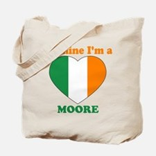 Moore, Valentine's Day Tote Bag
