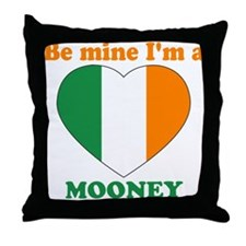 Mooney, Valentine's Day Throw Pillow