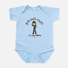 Light Army Veteran Infant Bodysuit