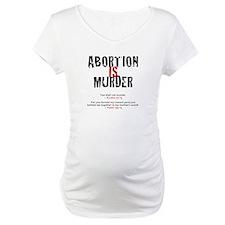 Abortion IS Murder - Shirt 2.0