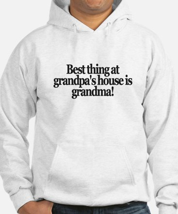Best Thing at Grandpas Hoodie