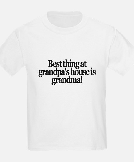 Best Thing at Grandpas T-Shirt