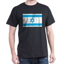 Israel Flag - Magen David T-Shirt