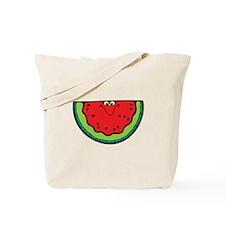 Happy Melon Tote Bag